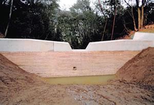 木製残存型枠